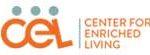 CEL-Center For Enriched Living Logo