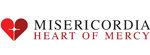 misericordia heart of mercy Logo